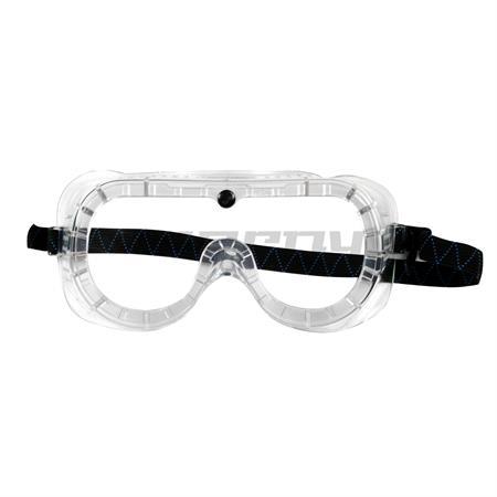 Vollsicht-Schutzbrille mit Gummizug