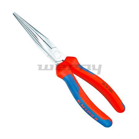 Flachrundzange KNIPEX 200 mm gerade
