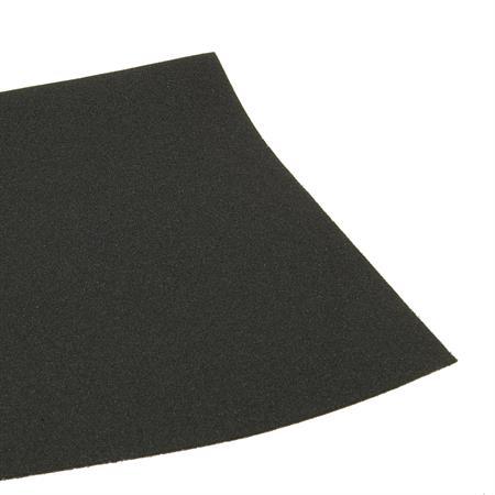 Schmirgelpapier für Metall und Stahl K 120 Gewebe