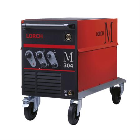 Schutzgas-Schweißgerät Lorch M 304
