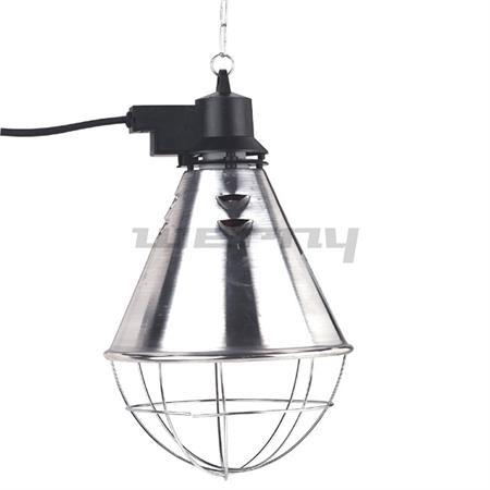 Schutzkorb für Infrarot-Glühlampen 5 m mit Sparschalter