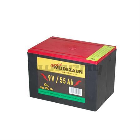 Weidezaunbatterie 55 Ah