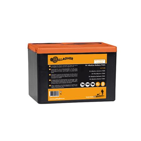Weidezaunbatterie Powerpack 55 Ah