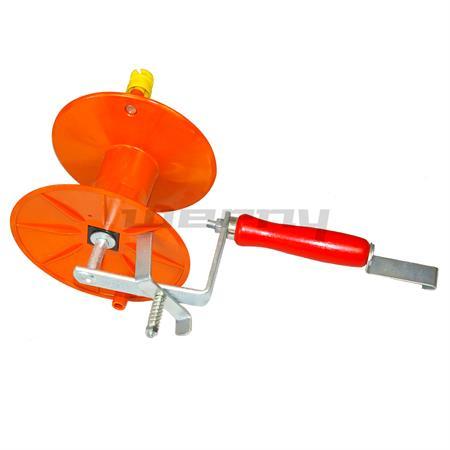 Minihaspel mit Bremse für 250 m