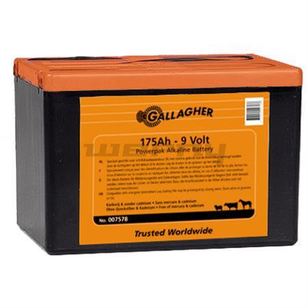 Weidezaunbatterie Powerpack 175 Ah