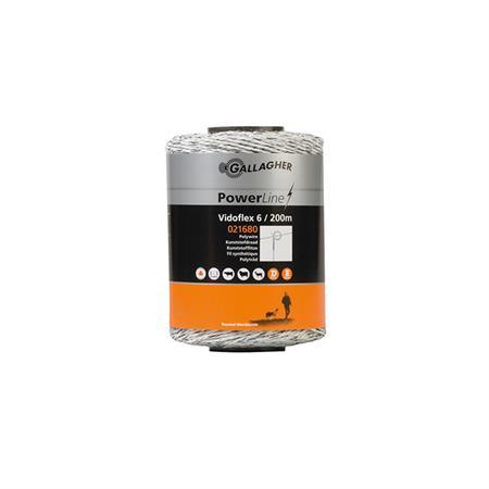 Kunststofflitze Vidoflex6 200m