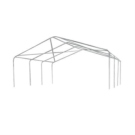 Dachgestell für Weidezelt 4,00 x 3,60 m