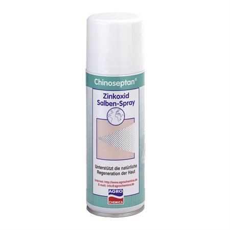 Zinkoxid-Salbenspray Chinoseptan 200 ml