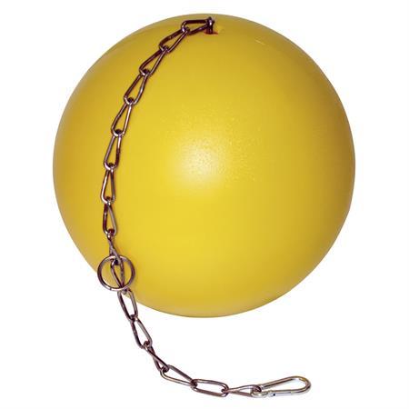 Anti-Stressball Ø 30 cm mit Kette