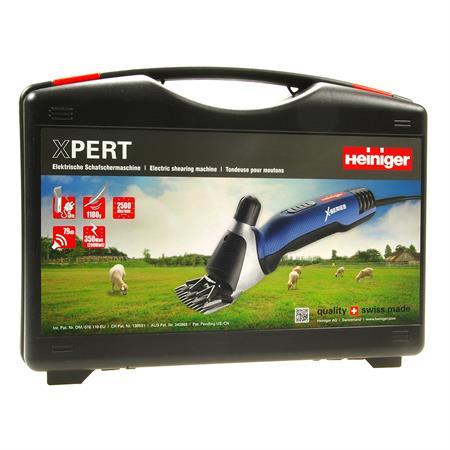 Schermaschine Heiniger Xpert (für Schafe)