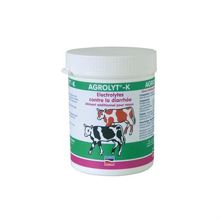 Durchfall-Elektrolyt Agrolyt-K für Kälber 1 kg