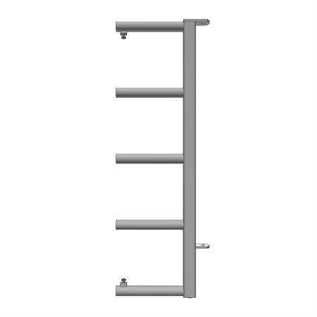 Grundteil Arbeitspforte 5-rohrig 45 - 70 cm