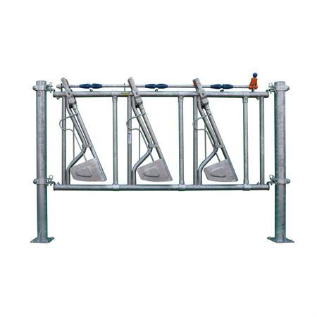 Sicherheits-Selbstfangfressgitter 3 Plätze auf 2,1 m