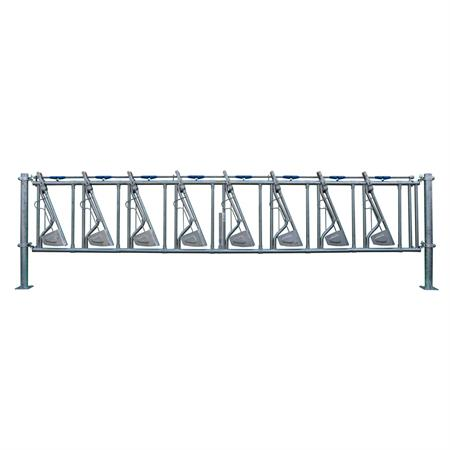 Sicherheits-Selbstfangfressgitter 8 Plätze auf 5 m