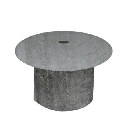 Abdeckung für Bodenhülse Ø 76 mm