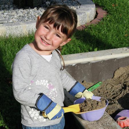 Arbeitshandschuhe für Kinder