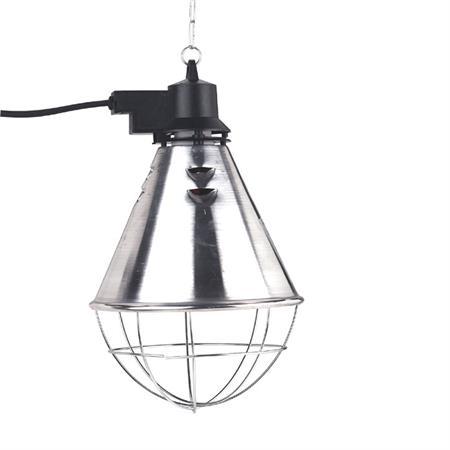 Schutzkorb für Infrarot-Glühlampen 2,5 m mit Sparschalter
