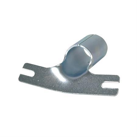 Stielhalter Metall 28 mm