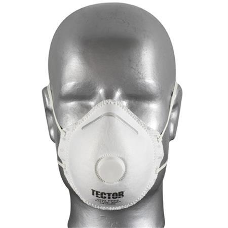 Feinstaubmaske FFP-2 mit Ausatmungsventil