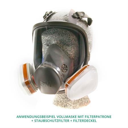 3M Staubschutzfilter 5935 P3 für Gasfilter (2 Stück)
