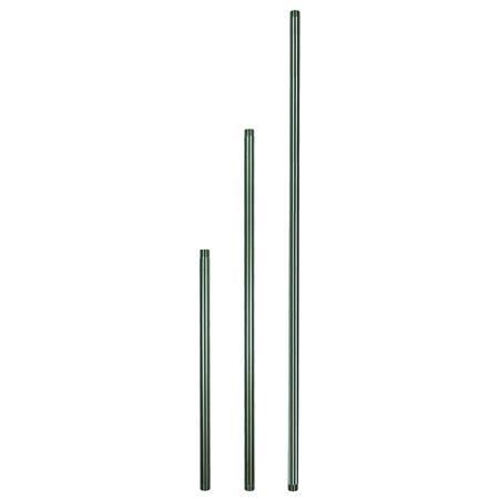 """V2A-Rohr mit Außengewinde 1/2"""" - 50 cm"""