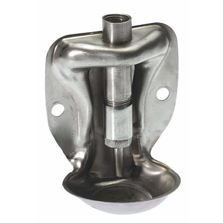 Tränkebecken Monoflo V2A für Ferkel bis 15 kg