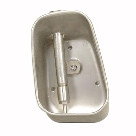 Tränkebecken Monoflo V2A für Ferkel bis 35 kg