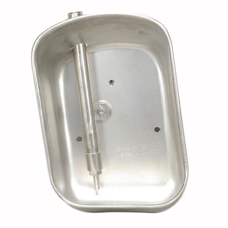 Tränkebecken Monoflo V2A für Mastschweine bis 110 kg