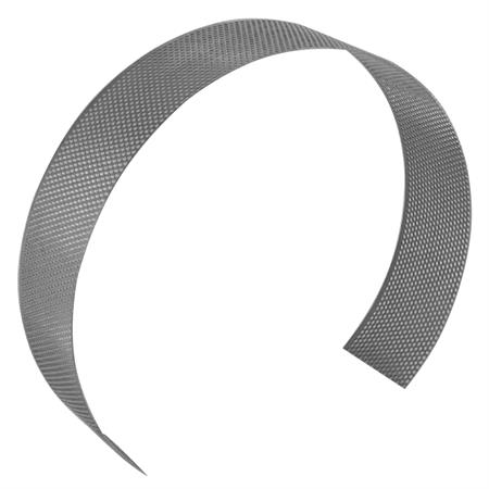 Hammermühlensieb passend zu Ley 1070 x 105 x 2 mm