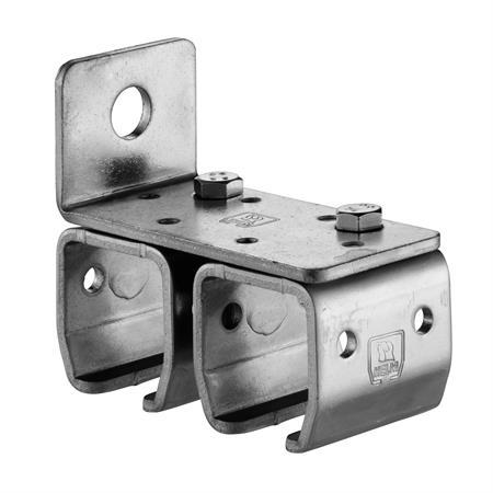 Doppelwandmuffe Nr. 401 D - 60 mm für 400er Schiene