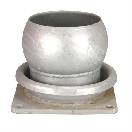 "V-Kupplung ital. System NW 150 mm / Flansch 6"""