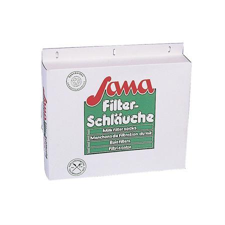 Milchfilterschläuche Sana / 250 x 60 mm