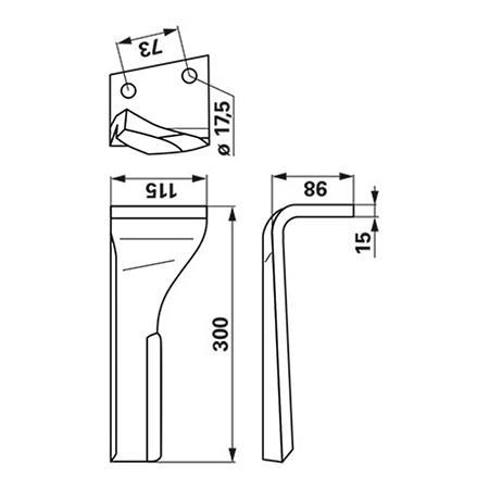 Kreiseleggen-Zinken pass. zu Lemken rechts