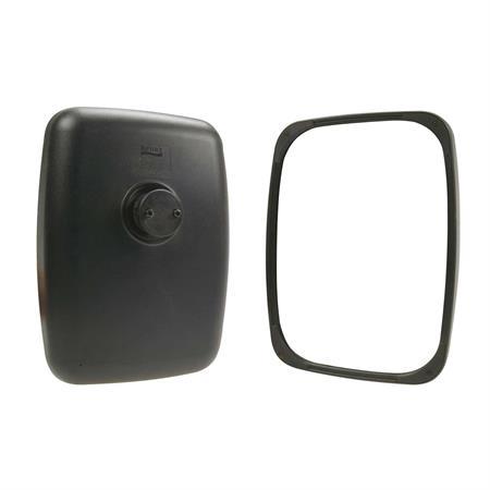 Spiegel passend zu Case/Fiat/Ford/McCormick  320 x 230 mm / Arm 23 mm