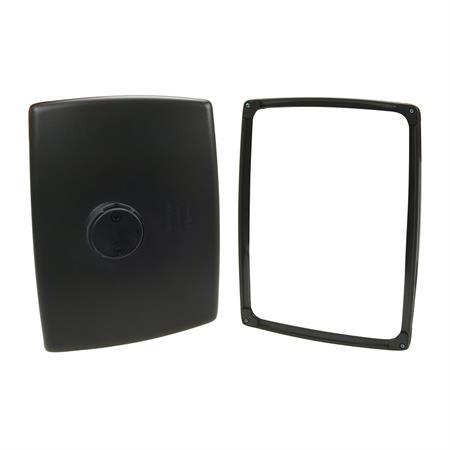 Spiegel passend zu John Deere 281 x 201 mm / 15-20 mm Arm