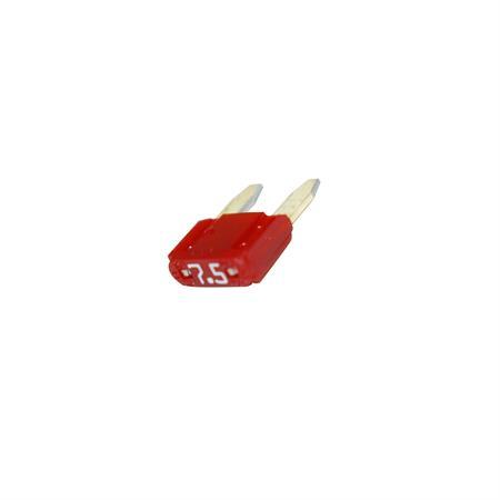 Sicherung flach 7,5 A mini HELLA 8JS 728 596-111