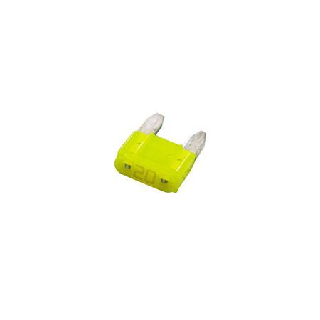 Sicherung flach 20 A mini HELLA 8JS 728 596-161