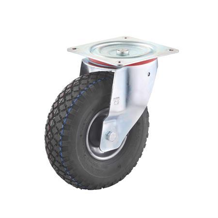 Lenkrolle Luftrad 230 mm