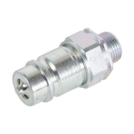 Hydraulik-Stecker 15-L / Gr. 3