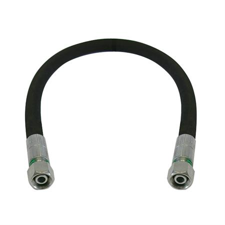 Hydraulikschlauch 2SN/ DN10 / 12L / 500 mm (DKOL/DKOL)