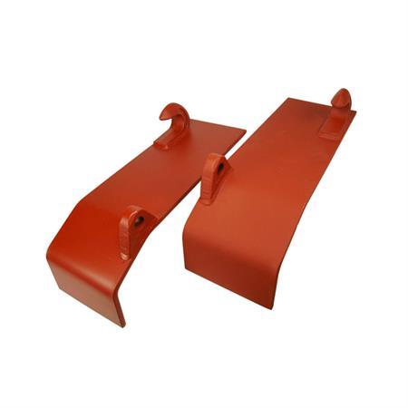 Koppelplattensatz für Schnellwechselrahmen