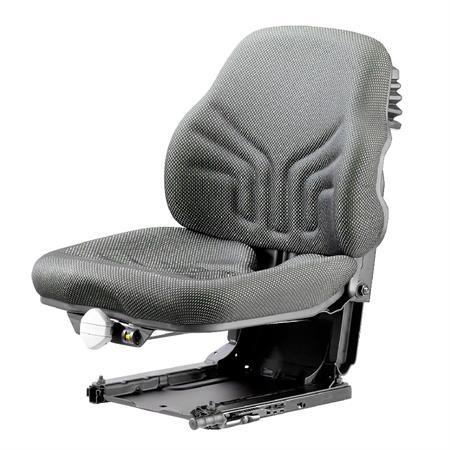 Fahrersitz Grammer Universo Basic - Kunstleder schwarz