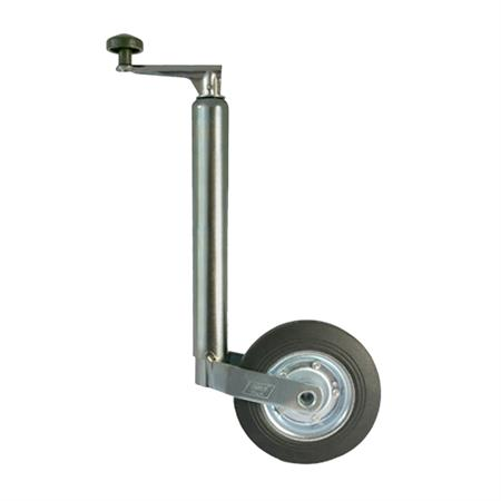 Stützrad 150 kg / 200 x 50 mm
