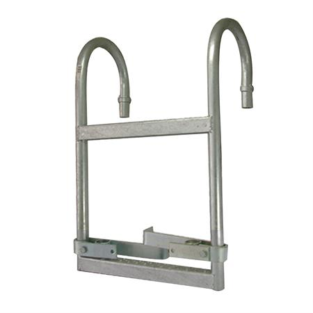 Aufstiegleiter 2 Sprossen / 580 mm