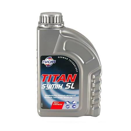 Zweitaktöl Titan 2T 100 S Vollsynthetik