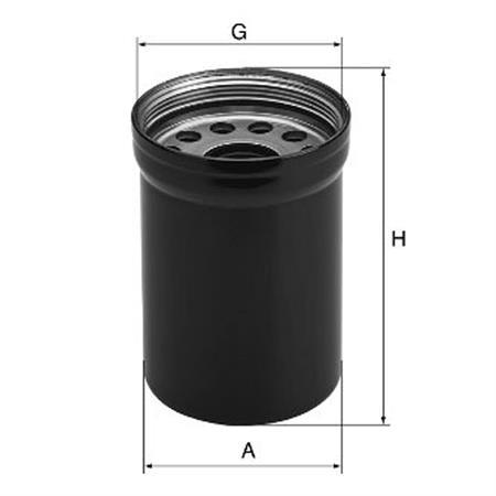 Ölfilter MANN W1022