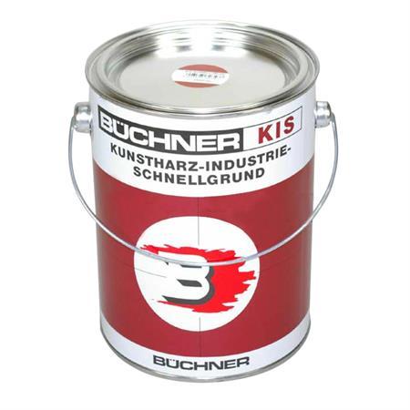 Kunstharz-Grundierung Büchner rotbraun 2500 ml