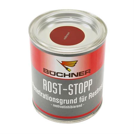 Büchner Rost-Stopp rotbraun 750 ml