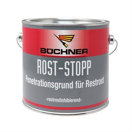 Büchner Rost-Stopp rotbraun 2500 ml
