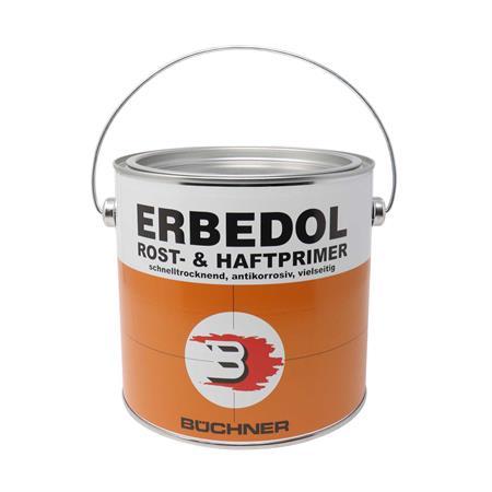 Erbedol Rost- und Haftprimer schwarz 2500 ml